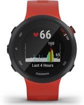 Garmin Forerunner 45 - GPS Sporthorloge met hartslagsensor - 42 mm - Zwart/Lavarood
