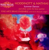 Hoddinot: Quodlibet, ... Mathias: Summer Dances...