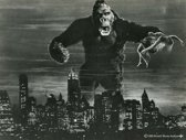 King Kong Poster Gorilla New York-cultfilm-Hollywood-61x91.5cm.