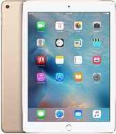 Apple iPad Air 2 by Forza Refurbished - 9.7 inch - WiFi + Cellular (4G) - 32GB - Goud
