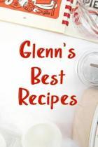 Glenn's Best Recipes