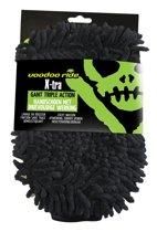 Voodoo Ride Extra Wash Mitt - Washandschoen met 3 functies
