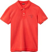 Napapijri Poloshirt - Maat L  - Mannen - rood