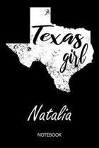 Texas Girl - Natalia - Notebook