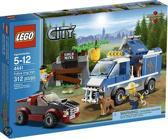 LEGO City Politiehondenwagen - 4441