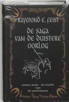 Vlucht van de Nachtraven (Eerste boek van De Saga van de Duistere Oorlog)
