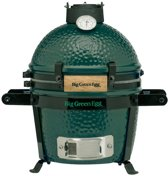Big Green Egg Mini met onderstel