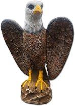 Gevleugelde arend met lager, Winged Eagle