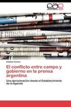 El Conflicto Entre Campo y Gobierno En La Prensa Argentina