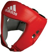 adidas AIBA - Hoofdbeschermer - M - Rood