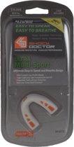 Shock Doctor Ultra Multi-Sport - Gebitsprotectie - Senior - Wit/Oranje