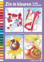 Zin in kleuren 3 - Zin in kleuren in alle seizoenen