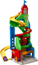 Fisher-Price Little People Zit En Sta Racebaan