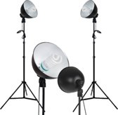 IMPAQT studiolampen - 2x studiolamp - fotolamp fotografie