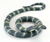 Buigbare cobra slang van rubber