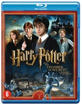 Harry Potter And The Chamber Of Secrets (Blu-ray)