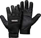 Allround werkhandschoen OXXA  X-Mech 51-600 handschoen , maat 8/M - zwart - Timmerman