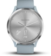 Garmin Vivomove HR Sport Hybrid Smartwatch  (43 mm) - Blauw