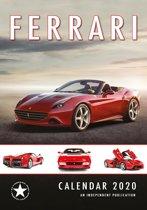 Ferrari Kalender 2020 A3