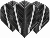 Winmau Prism Alpha Blackout  Set à 3 stuks