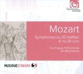 Symphonies No 35 ''Haffner'' & No 36