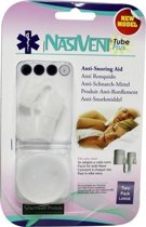 NasiVent : Neusspreider  NasiVent Tube Plus - Two Pack Large - Anti Snurk Middel