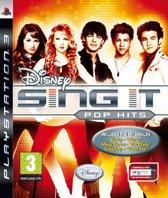 Disney Sing It: Pop Hits (Solus) /PS3