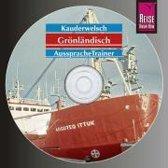 Grönländisch Wort für Wort.  Kauderwelsch AusspracheTrainer. CD
