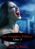 Los vampiros trillizos. Libro 3 (de la saga 'Vampiro de día, hombre lobo de noche')