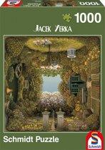 Schmidt Jacek Yerka The Romantic Garden 1000