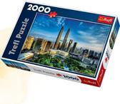 Petronas Twin Towers, 2000 stukjes Puzzel