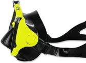 Watersport Duikuitrusting Duikbril Zwembril voor GoPro NIEUW HERO / HERO6 / 5/5 Sessie / 4 Sessie / 4/3 + / 3/2/1, Xiaoyi en andere actiecamera's (zwart)