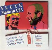 Barber: Flute Made In Usa