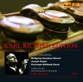 Mozart, Haydn, Gluck; Flute Concert