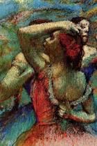 ''dancers'' by Edgar Degas