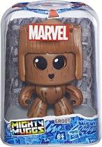 Marvel Mighty Muggs Groot - Actiefiguur