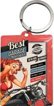 Best Garage for Motorcycles sleutelhanger