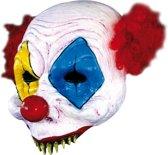 """""""Angstaanjagend clownsmasker voor volwassenen Halloween - Verkleedmasker - One size"""""""