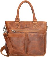 Micmacbags - Colorado - Shopper - Cognac