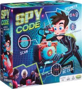Spy Code - Kinderspel