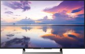 Sony KD43XD8099 43'' 4K Ultra HD Smart TV Wi-Fi Zwart, Zilver LED TV