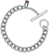 Tommy Hilfiger TJ2701050 Armband  - Zilverkleurig