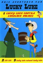 Lucky Luke 1-3 (dvd)