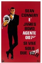 Poster-James Bond-You Only Live Twice-007-68x98cm.