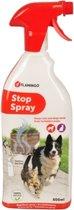 Stop spray tegen plassen van honden 800 ml antiplas