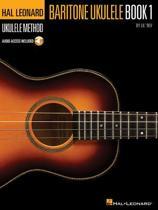 Hal Leonard Baritone Ukulele Method - Book 1