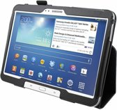 Colorfone PREMIUM Business Pro Samsung Galaxy Tab4 10.1/ Hoes / Case / Cover Zwart