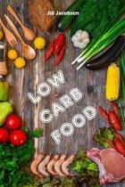 Omslag van 'Low Carb Food'