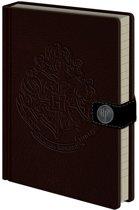 Harry Potter Hogwarts Crest Premium A5 Notebook