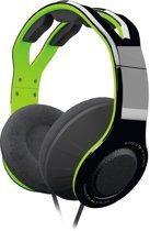Gioteck TX30 - Stereo Gaming & Go Headset - Zwart/Groen - Xbox One + PC + Mobile